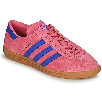 Pantofi Pantofi sport Casual adidas Originals HAMBURG Roz / Albastru