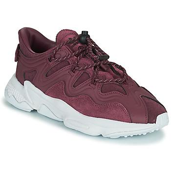 Pantofi Femei Pantofi sport Casual adidas Originals OZWEEGO PLUS W PrunĂ