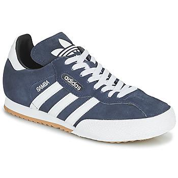 Pantofi Pantofi sport Casual adidas Originals SUPER SUEDE Albastru / Albastru