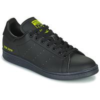 Pantofi Pantofi sport Casual adidas Originals STAN SMITH Negru / Galben
