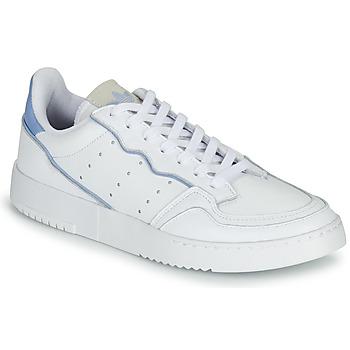 Pantofi Pantofi sport Casual adidas Originals SUPERCOURT Alb / Albastru