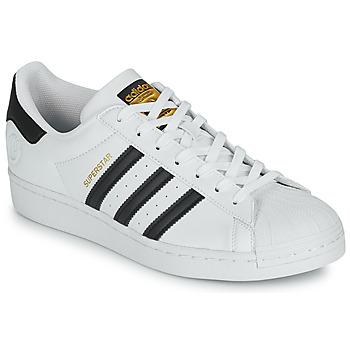 Pantofi Pantofi sport Casual adidas Originals SUPERSTAR VEGAN Alb / Negru