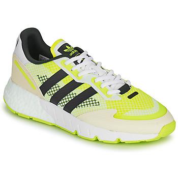 Pantofi Bărbați Pantofi sport Casual adidas Originals ZX 1K BOOST Alb / Galben
