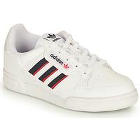 Pantofi Copii Pantofi sport Casual adidas Originals CONTINENTAL 80 STRI C Alb / Albastru