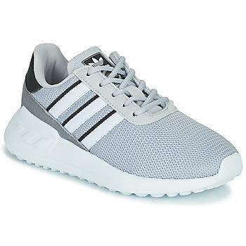 Pantofi Băieți Pantofi sport Casual adidas Originals LA TRAINER LITE C Gri