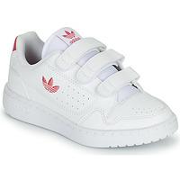 Pantofi Fete Pantofi sport Casual adidas Originals NY 90  CF C Alb / Roz