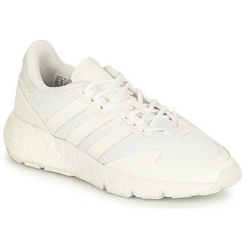 Pantofi Copii Pantofi sport Casual adidas Originals ZX 1K BOOST J Alb