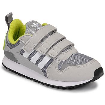 Pantofi Băieți Pantofi sport Casual adidas Originals ZX 700 HD CF C Gri / Verde