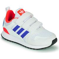 Pantofi Copii Pantofi sport Casual adidas Originals ZX 700 HD CF C Albastru / Alb / Roșu
