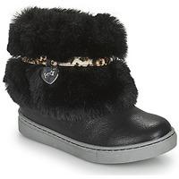 Pantofi Fete Ghete Primigi B&G LUX Negru