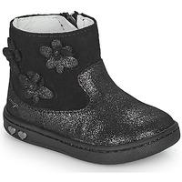Pantofi Fete Ghete Primigi BABY LIKE Negru