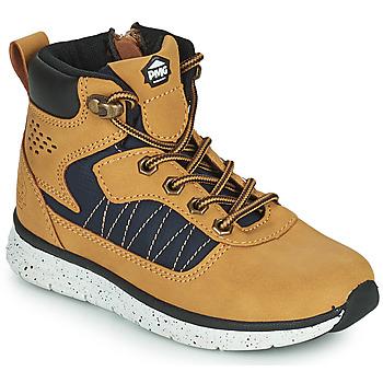Pantofi Băieți Ghete Primigi B&G TIMBY Coniac