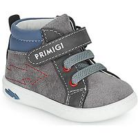 Pantofi Băieți Pantofi sport stil gheata Primigi BABY LIKE Gri / Albastru