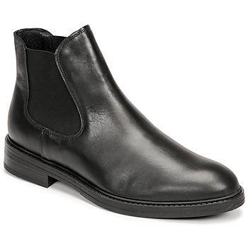 Pantofi Bărbați Ghete Selected CHELSEA Negru