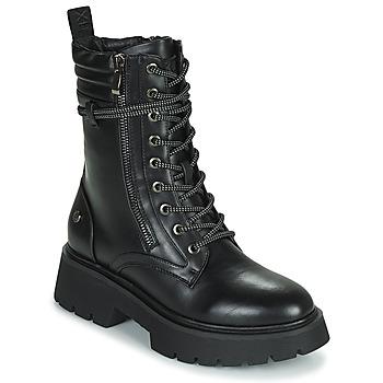 Pantofi Femei Ghete Xti 43066 Negru