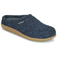 Pantofi Bărbați Papuci de casă Giesswein VEITSH Albastru