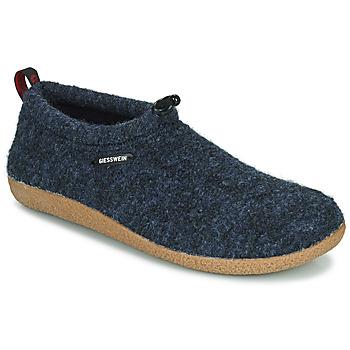 Pantofi Papuci de casă Giesswein VENT Albastru