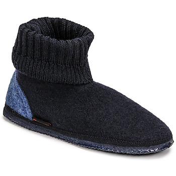 Pantofi Papuci de casă Giesswein KRAMSACH Albastru