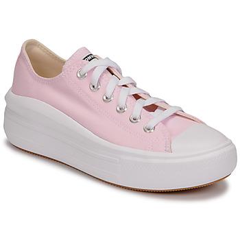 Pantofi Femei Pantofi sport Casual Converse CHUCK TAYLOR ALL STAR MOVE SEASONAL COLOR OX Roz