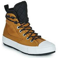 Pantofi Bărbați Pantofi sport stil gheata Converse CHUCK TAYLOR ALL STAR ALL TERRAIN COLD FUSION HI Camel