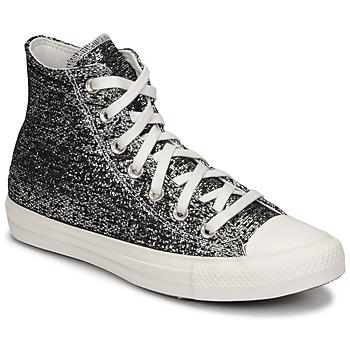 Pantofi Femei Pantofi sport stil gheata Converse CHUCK TAYLOR ALL STAR GOLDEN REPAIR HI Negru