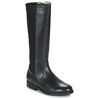 Pantofi Fete Cizme casual Acebo's 9905PE-NEGRO-T Negru
