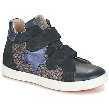 Pantofi Fete Pantofi sport stil gheata Acebo's 5541SX-MARINO Albastru