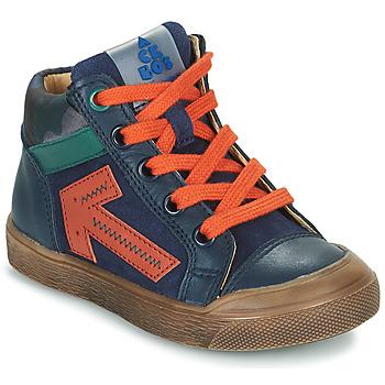 Pantofi Băieți Pantofi sport stil gheata Acebo's 5567-MARINO-J Albastru