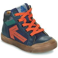 Pantofi Băieți Pantofi sport stil gheata Acebo's 5567-MARINO-I Albastru