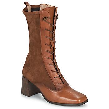 Pantofi Femei Cizme casual Hispanitas CHIARA Maro