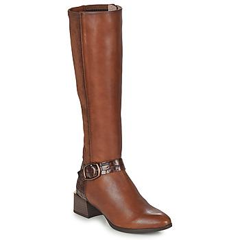 Pantofi Femei Cizme casual Hispanitas ALPES Maro