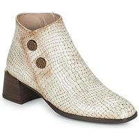 Pantofi Femei Botine Hispanitas ALEXA Ecru