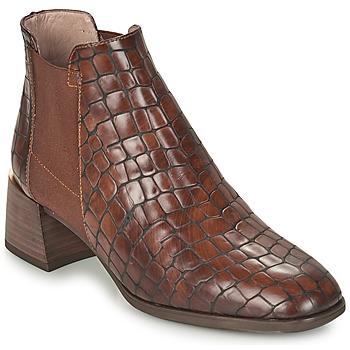 Pantofi Femei Botine Hispanitas ALEXA Maro