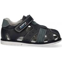 Pantofi Băieți Sandale sport Bubble 54756 albastru