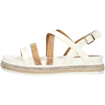 Pantofi Femei Sandale  Alviero Martini P3A2109041195 Alb
