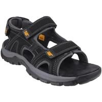 Pantofi Bărbați Sandale  Caterpillar Giles Negre