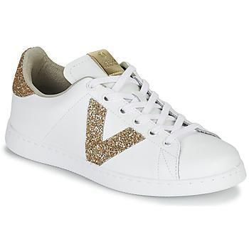 Pantofi Femei Pantofi sport Casual Victoria TRIBU Alb