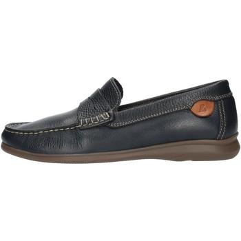 Pantofi Bărbați Mocasini Luisetti 33901NA Blue