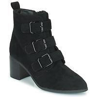 Pantofi Femei Botine Moony Mood PAOLA Negru