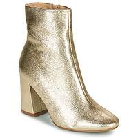 Pantofi Femei Botine Moony Mood PEDROLYN Auriu