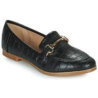 Pantofi Femei Mocasini Moony Mood PRIVA Negru