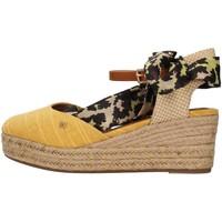 Pantofi Femei Sandale  Wrangler WL11611A YELLOW