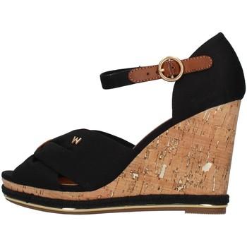 Pantofi Femei Sandale  Wrangler WL11652A BLACK