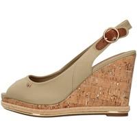 Pantofi Femei Sandale  Wrangler WL11651A BEIGE