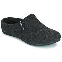 Pantofi Femei Papuci de casă Verbenas YORK Antracit