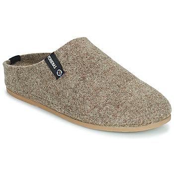 Pantofi Bărbați Papuci de casă Verbenas LARS FIELTRO PET Taupe