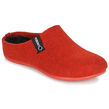 Pantofi Femei Papuci de casă Verbenas YORK Roșu