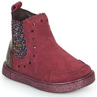 Pantofi Fete Ghete Mod'8 BLANOU Bordo