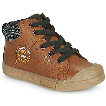 Pantofi Băieți Pantofi sport stil gheata Mod'8 HERMIAN Coniac