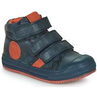 Pantofi Băieți Pantofi sport stil gheata Mod'8 TALYE Albastru / Portocaliu